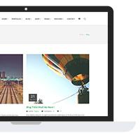 25+ Custom Blog Templates